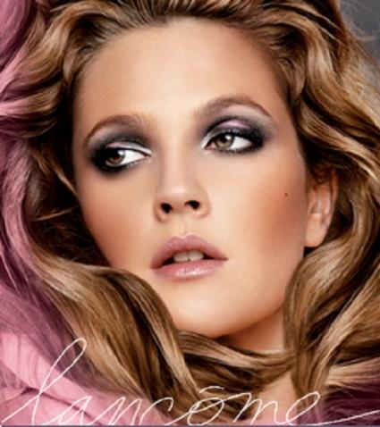 Faces Places & Lip... Drew Barrymore Makeup