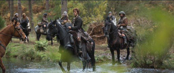 Scene | Outlander on Starz