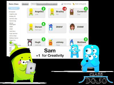 Classroom Managment heute - Digitales Tokensystem Class Dojo