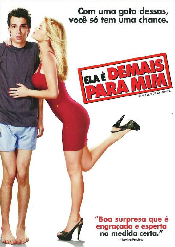 Ela é Demais Pra Mim Torrent - Blu-ray Rip 720p e 1080p Dual Áudio (2010)