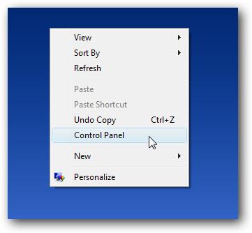 Cara Menambahkan Menu Baru Pada Klik Kanan Desktop