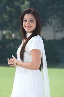 Nisha Agarwal Latest Pictures Gallery in White Sal Kameez 0004.jpg
