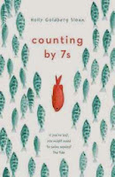 bookcover of COUNTING BY 7s  by Holly Goldberg Sloan