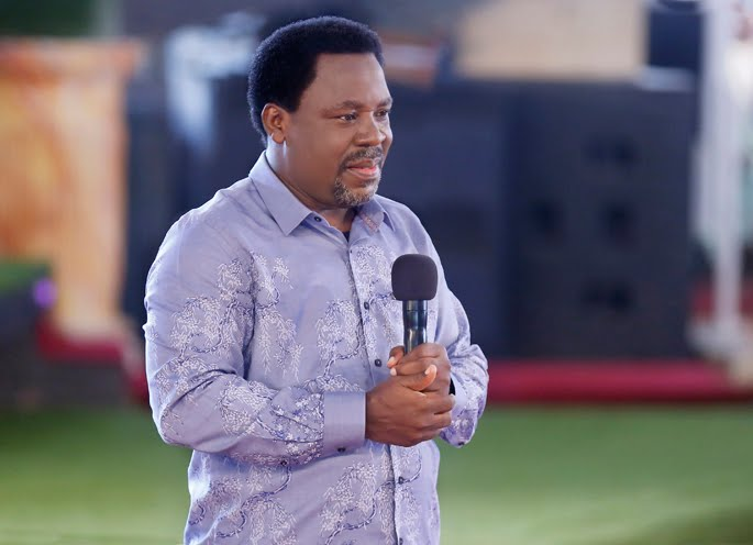 PROPHET T.B JOSHUA: DEATH IS DEFEATED
