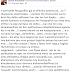 """Tι γράφει η Τζένη Χειλουδάκη για τον """"υποκριτή"""" Γιώργο Λιάγκα..."""