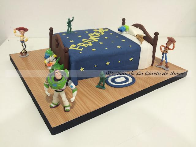 tarta toy story, toy story cake