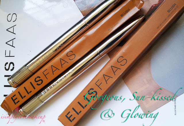 Ellis Faas Blush S303 S304 Review