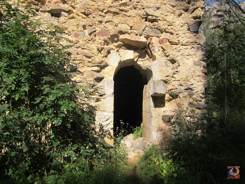 San Román de Entrepeñas en Santibáñez de la Peña (Palencia)