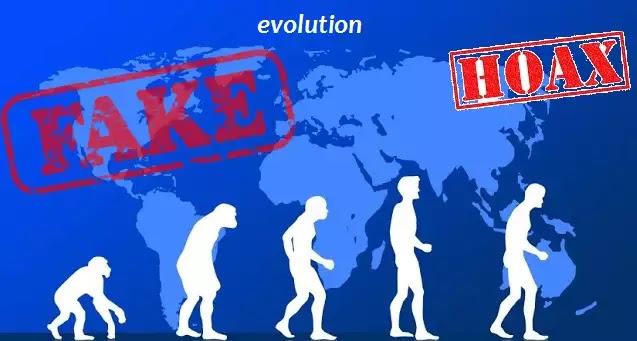 Οι αποδεδειγμένες απάτες της θεωρίας της εξελίξεως