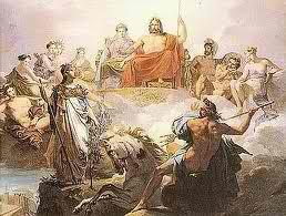 όταν η θεωρία των θεών σου είναι, εντός ημών η βασιλεία των ουρανών....