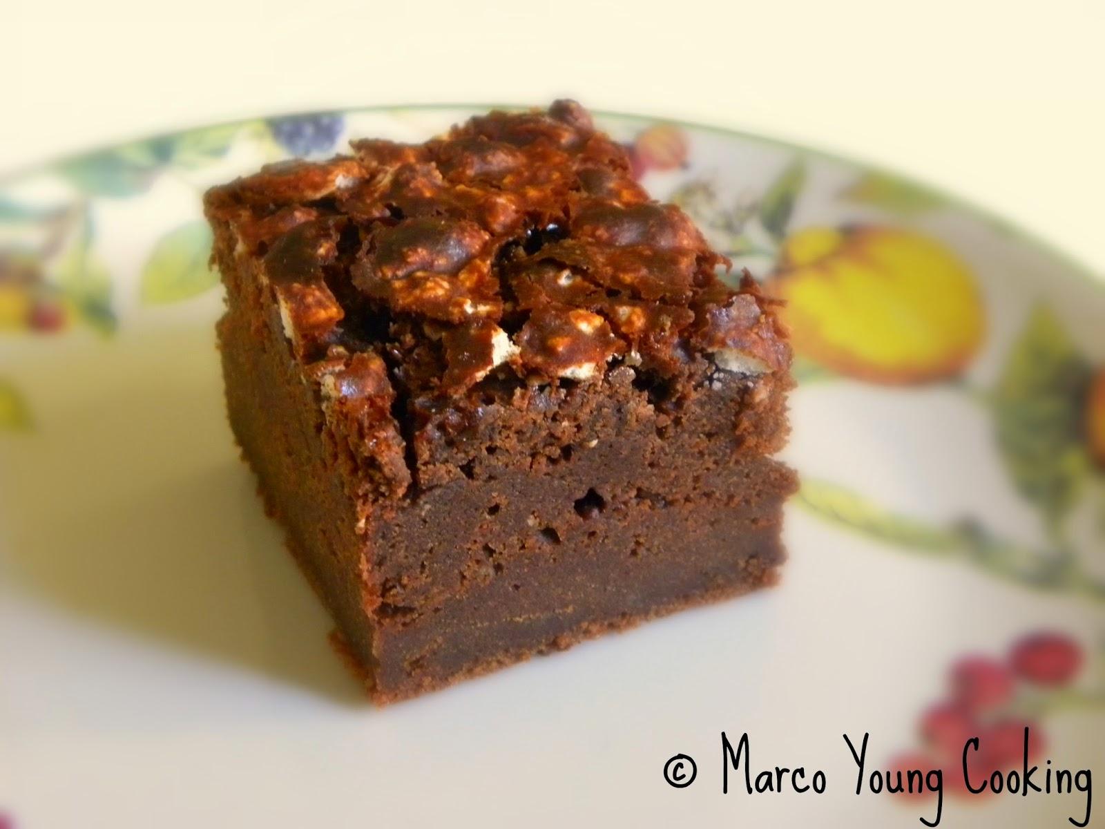 ricetta cioccocola cake