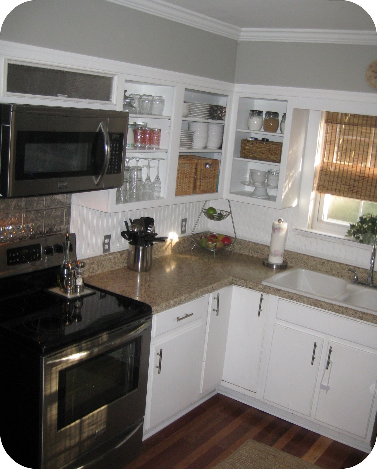 Kitchen Backsplash Youtube: Beautiful Kitchen Renovation Reveal
