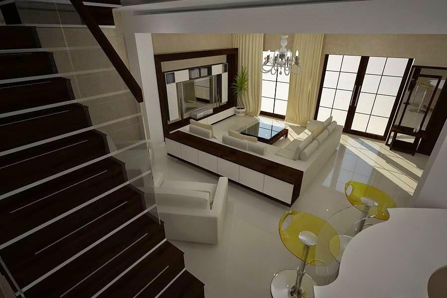 design interior scari casa Constanta