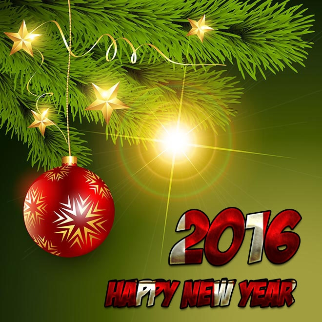 Happy New Year Image 2016