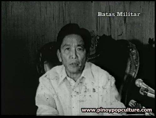 Ferdinand Marcos, President, martial law, Proclamation No. 1081, Kilusang Bagong Lipunan, Citizens' Assemblies, barangay