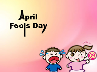 April Fool Wallpaper