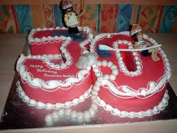 30th Birthday Cake Ideas