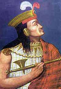 Atahualpa : l'Inca