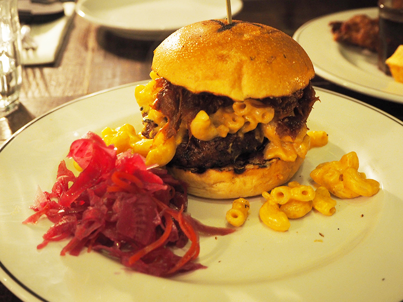 Dirty Bones Kensington review Dirty Mac burger