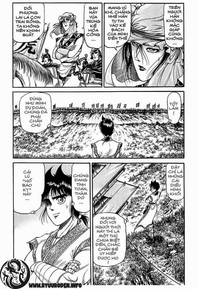 Chú Bé Rồng - Ryuuroden chap 18 - Trang 36