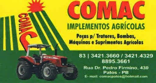 COMAC - PEÇAS PARA TRATORES