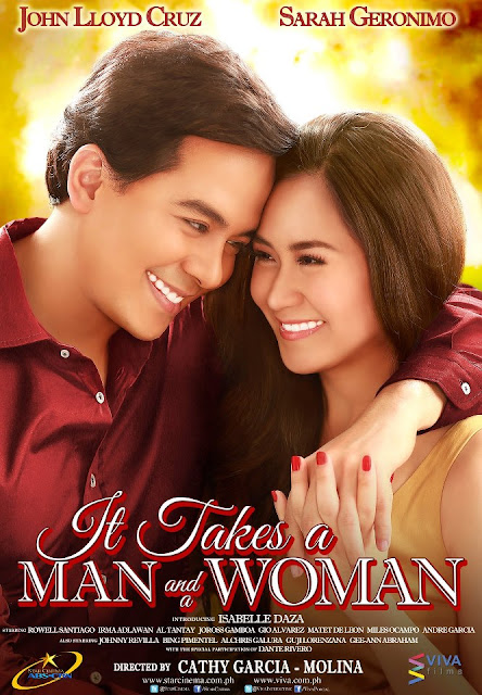 Poster of It Takes a Man and a Woman