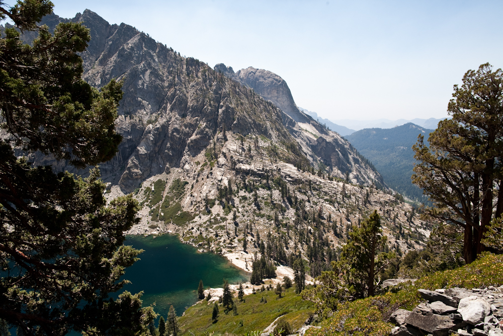 live inspired: high sierra trail   day 1   crescent meadow
