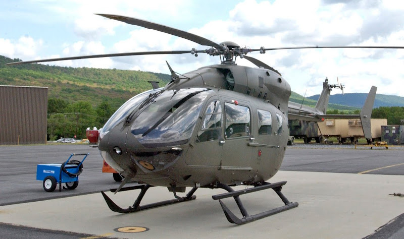UH-72A Lakota New U.S Light Utility Helicopters