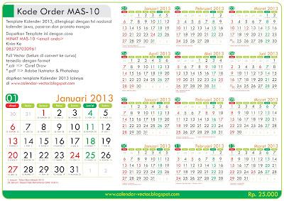 jawa dilengkapi kalender 2013 meja hijriyah 1433 h kalender jawa info