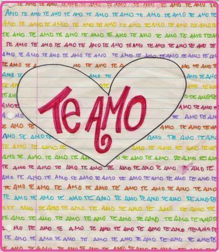 La manera mas facil para expresar mis sentimientos, decir te amo, te quiero, te adoro...