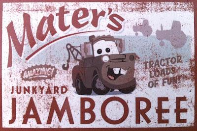 Mater's Junkyard Jamboree music