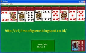 Free Download Spider Solitaire Mini Game Full Version