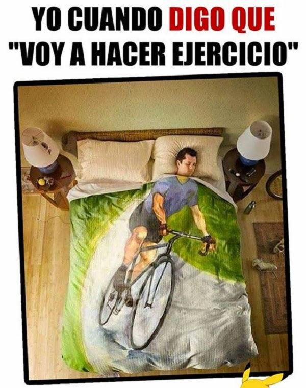 Mi idea de ejercicio