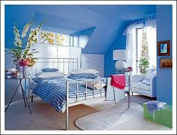 Blue Bedroom Decorating Ideas Pictures