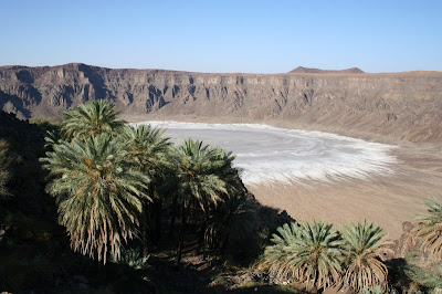 Wahba Crater a Natural Wonder in Saudi Arabia Latest Photos