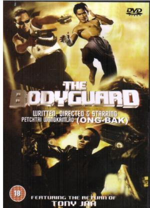Duelos del Cine.: TONY JAA EN THE BODYGUARD.