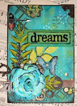 Sunday Stampers - Week 317 - In Dreams