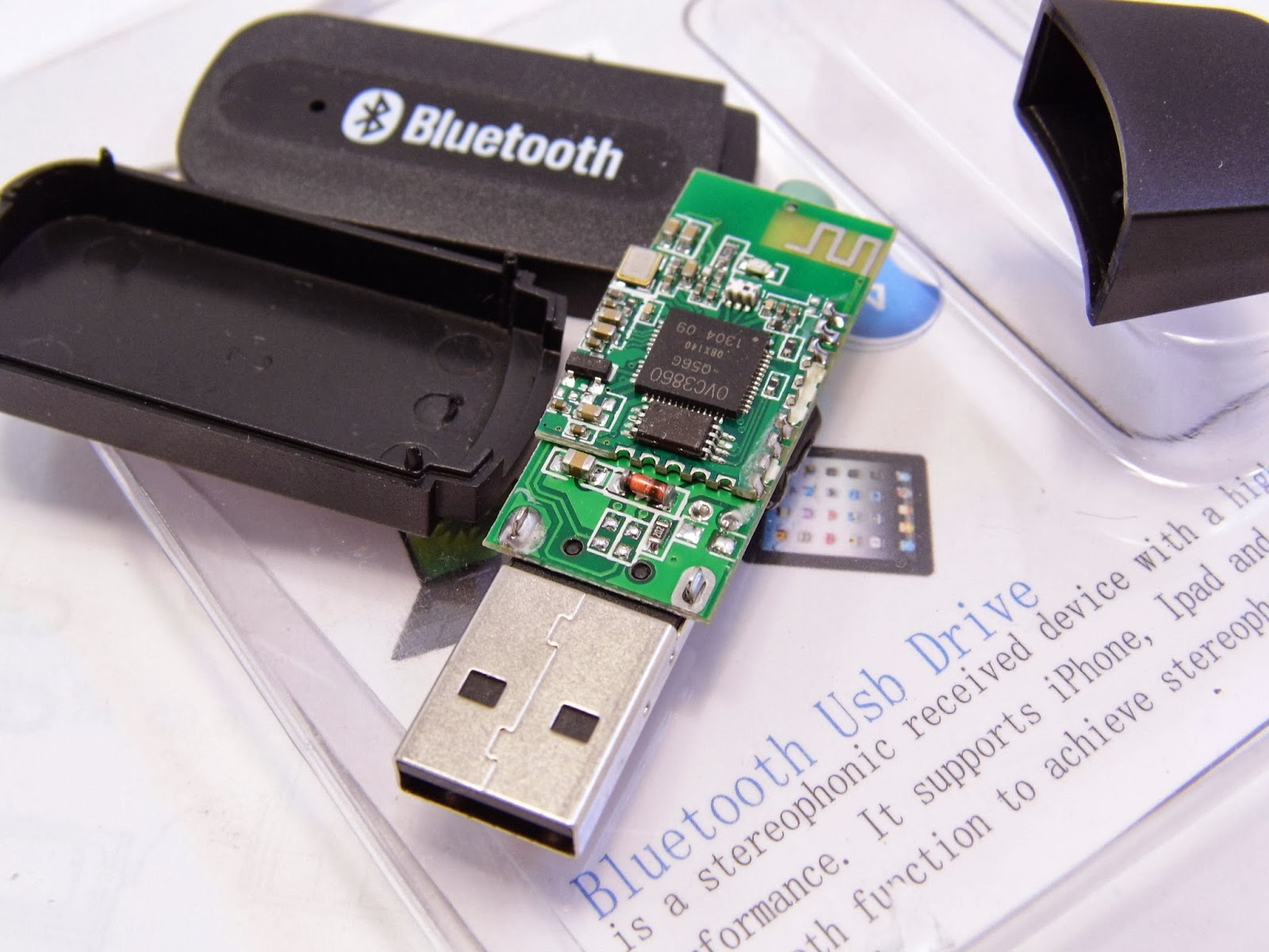 Circuito Bluetooth Casero : Made en china: octubre 2013
