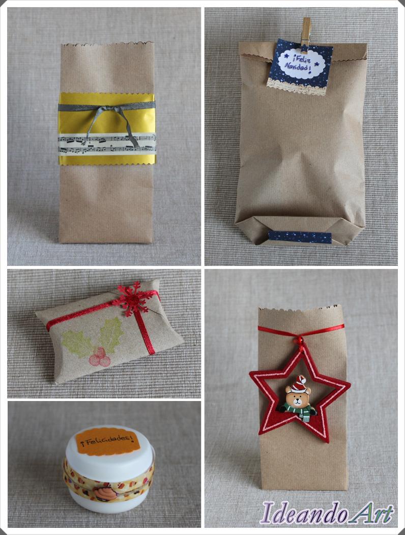Ideas packaging