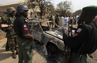 latest boko haram attacks