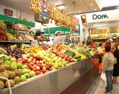 Sueño: En el mercado, hablando con la enamorada y guapísima frutera