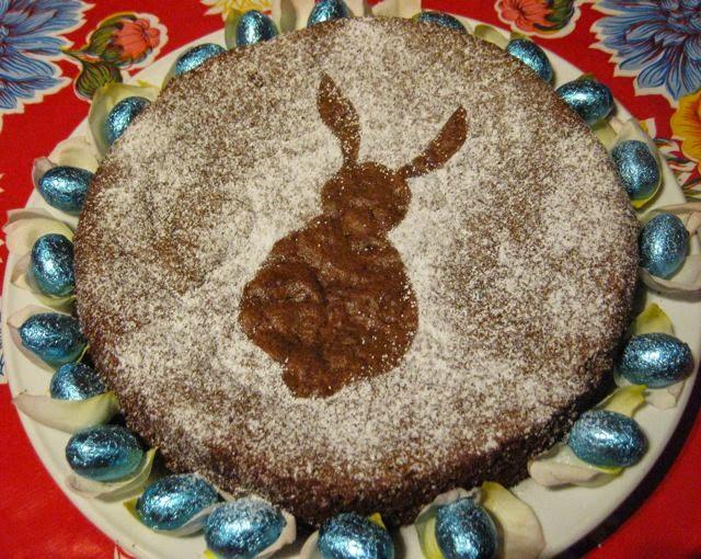 Grow Food Slow Food Chocolate Hazelnut Cake Best Ever