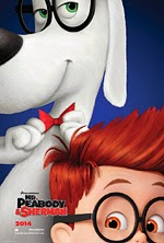mr peabody and sherman - he's leaving his mark on history