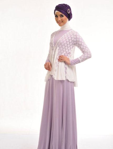 Tampil Cantik Dengan Baju Muslim
