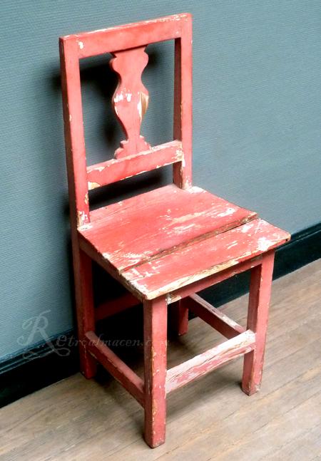 Retroalmacen tienda online de antig edades vintage y decoraci n silla de madera antigua - La boutique de la silla madrid ...