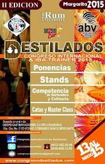 II CONGRESO INTERNACIONAL DE DESTILADOS