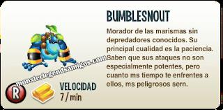 imagen de la descripcion del monster bumblesnout