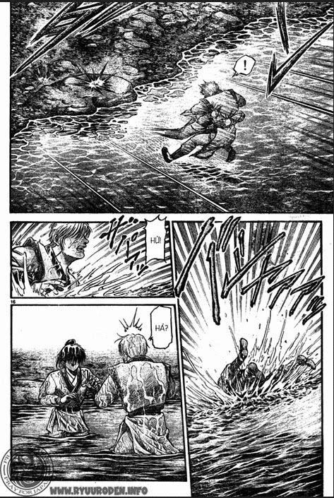 Chú Bé Rồng - Ryuuroden chap 214 - Trang 16