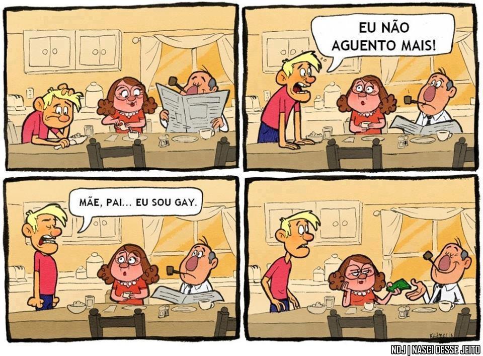 Humor gay