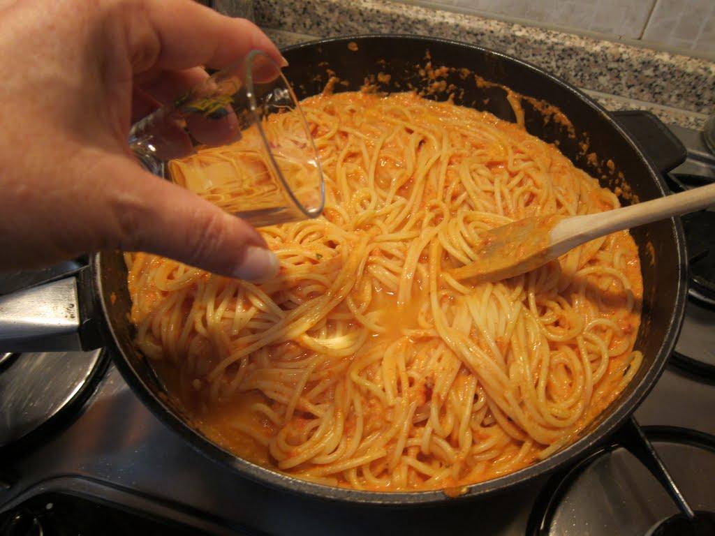 Milù, di tutto e di più!: Spaghetti alla vodka
